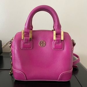 Tory Burch Mini bag with strap and top handle